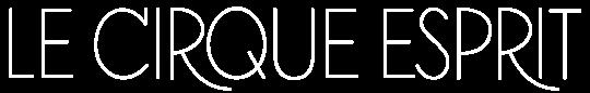 Le Cirque Esprit Sticky Logo